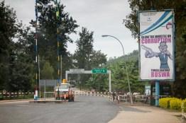 Poste frontiere de Kayanza Haut (Rwanda-Burundi)