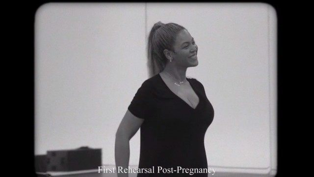 self-care like Beyonce_post pregnancy workout