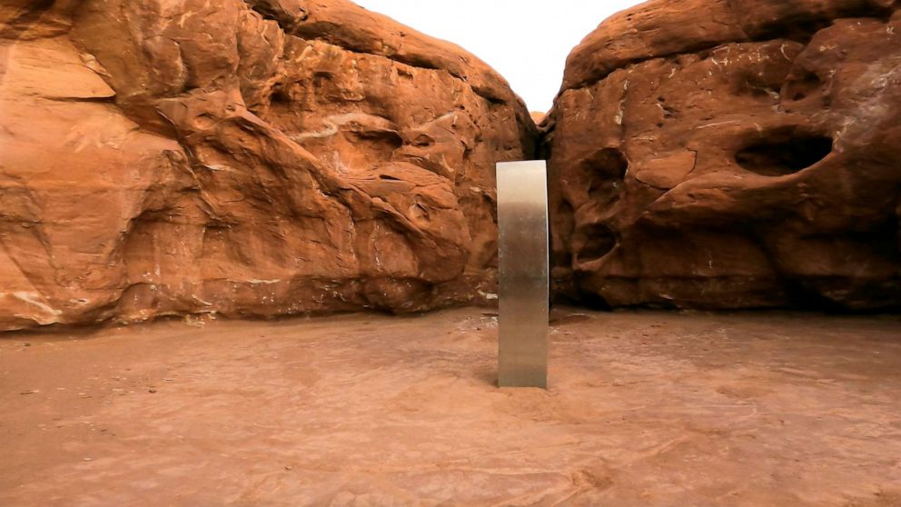 silver monolith in utah
