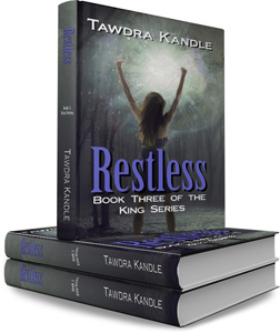 Restless | The King Series by Tawdra Kandle