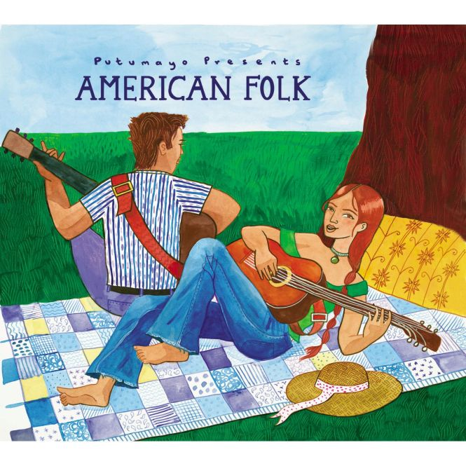 Putumayo-Presents-American-Folk-cover