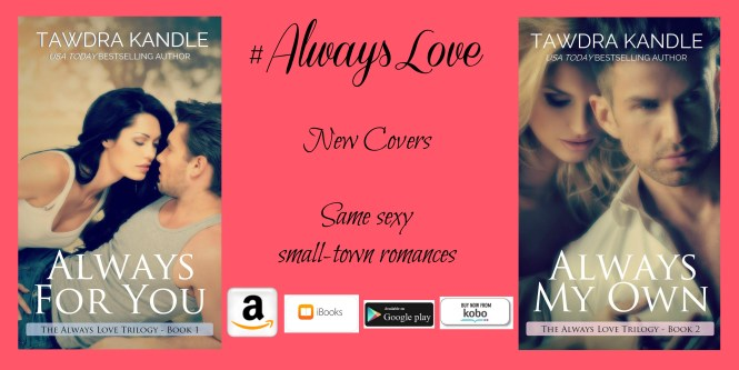 Always New Covers Graphic