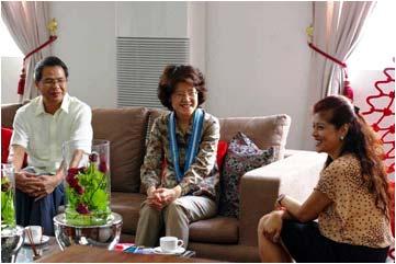 CHINESE AMBASSADOR VISITS ILOCOS NORTE