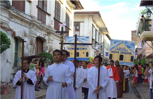 VIGAN CITY SOLIDARITY DAY CELEBRATION