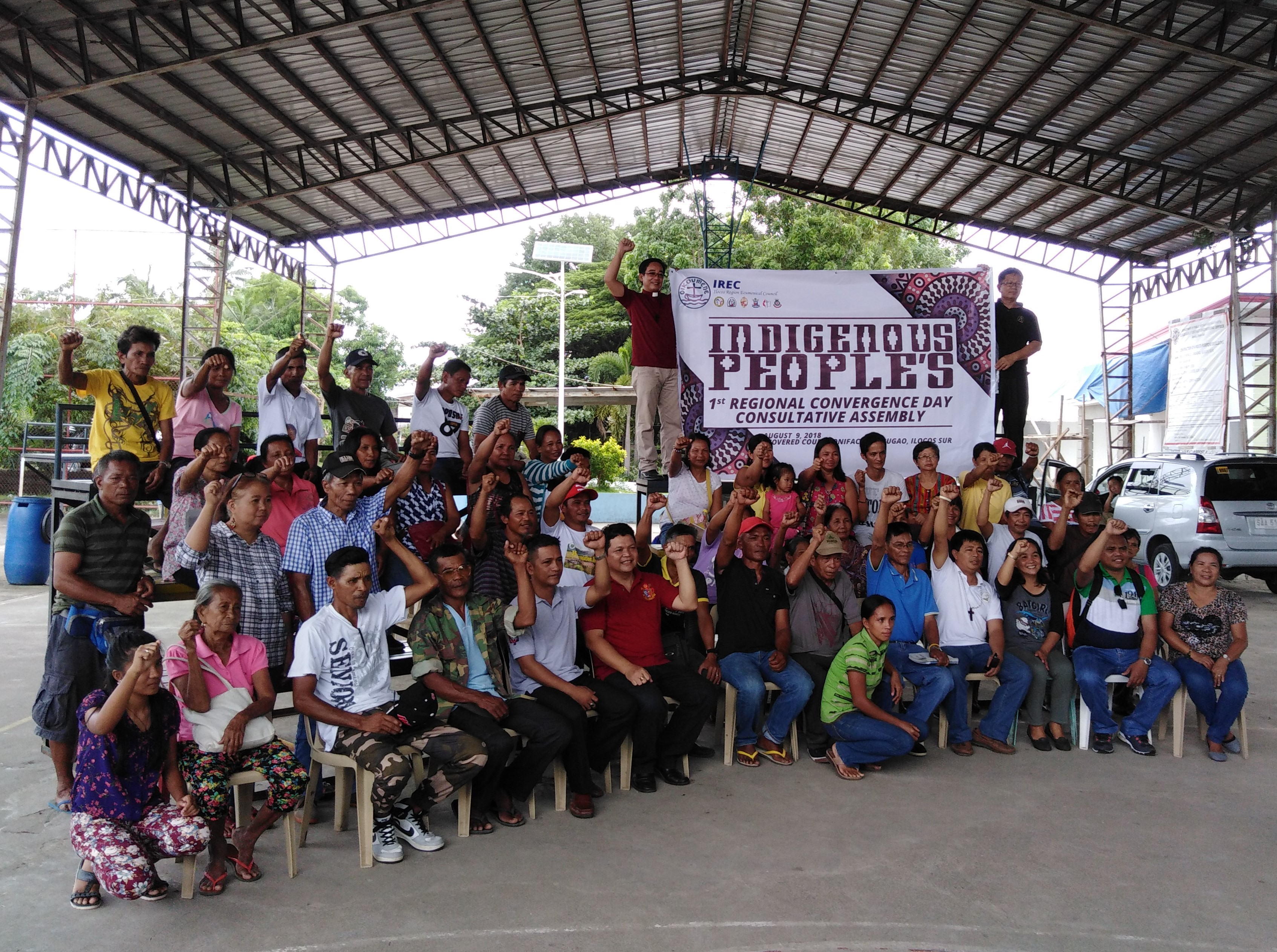 Ilocos Indigenous Peoples Convergence and Consultation