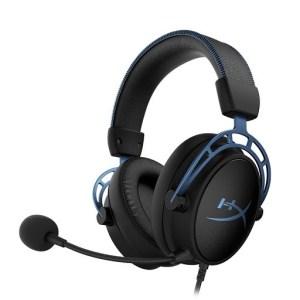 Tai nghe Kingston Cloud Alpha S (Black)_HX-HSCAS-BK/WW