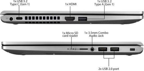 """X509M Pent N5030/4G/1TB-54/UMA/15.6""""HD"""