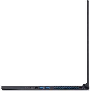 Máy tính xách tay Acer Nitro 5 AN515-55-55E3, Core i5-10300H(2.50 GHz,8MB), 16GBRAM, 512GBSSD, GeForce RTX 2060 6G, 15.6FHDIPS144Hz, RGB4zKB, Webcam, Wlan ax+BT, 57Wh, Win 10 Home, Đen(Obsidian Black), 1Y WTY_NH.Q7QSV.002