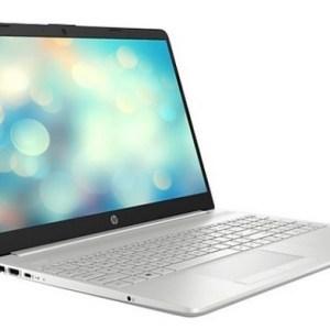 """Máy tính xách tay HP 15s-du0105TU, Core i5-8265U(1.60 GHz,6MB), 8GB RAM DDR4,256GB SSD,Intel UHD Graphics,15.6""""HD,Wlan ac +BT,3cell,Win 10 Home 64,Silver,1Y WTY_8EC92PA"""
