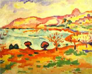 Georges Braque, Landscape of Estaque