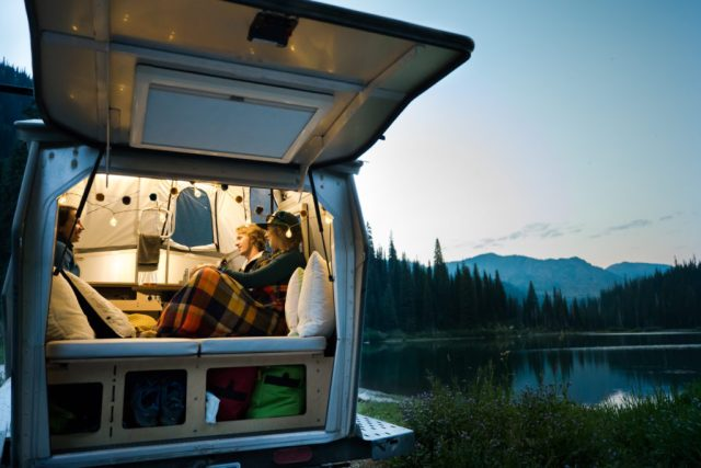 Average RV cost can vary by type