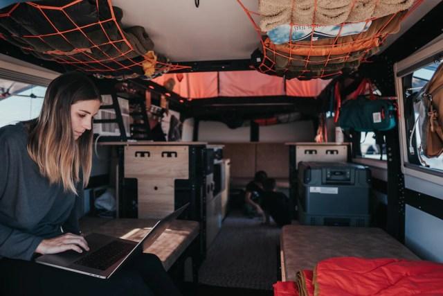 Best brand of pop up camper - TAXA space efficiency