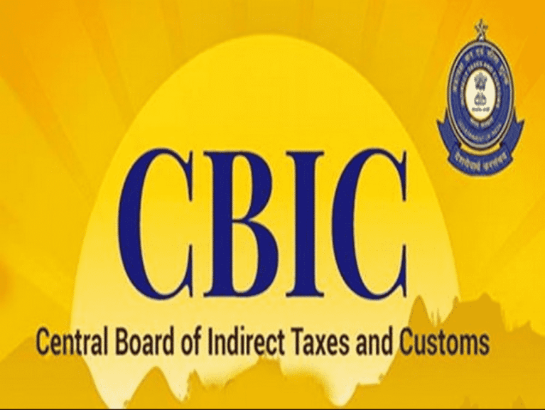 CBIC ISSUES NOTIFICATIONS TO HELP TAXPAYERS IN THE WAKE OF COVID-19