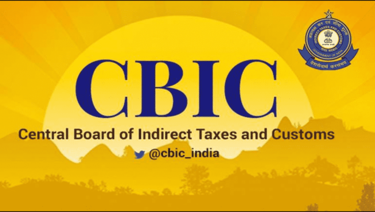 NOTIFICATIONS ISSUED BY THE CBIC ON 5th MAY, 2020