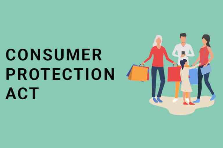 ALL YOU NEED TO KNOW ABOUT THE CONSUMER PROTECTION ACT (CPA), 2019
