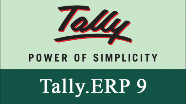 KNOWLEDGE SHARING : TALLY.ERP 9 SHORTCUTS