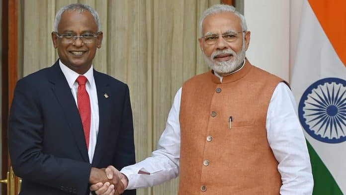 INDIA EXTENDS 250 MILLION DOLLARS SUPPORT TO MALDIVES TO OVERCOME ECONOMIC IMPACT OF COVID-19