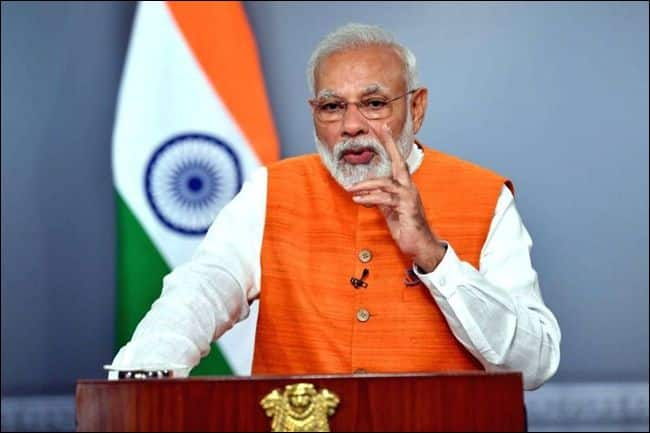 PM Modi says India accords highest priority to Sri Lanka as part of India's Neighborhood First approach