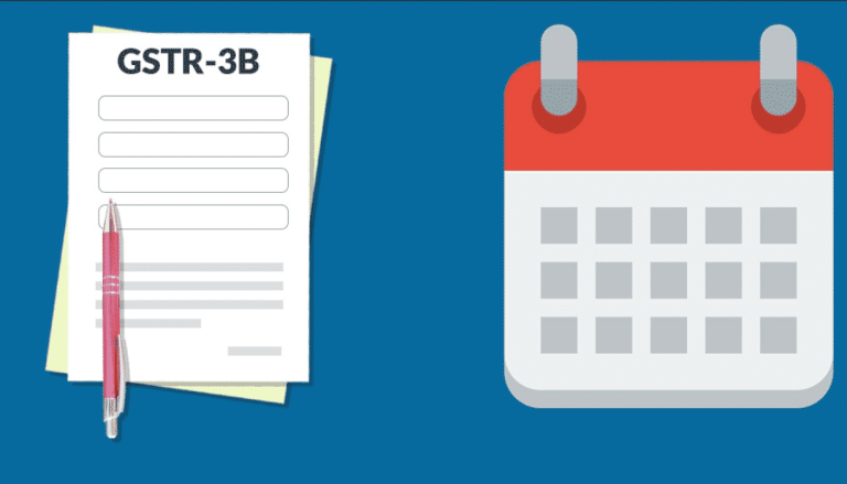 GSTR-3B Due Dates for the Month October 2020 to March 2021