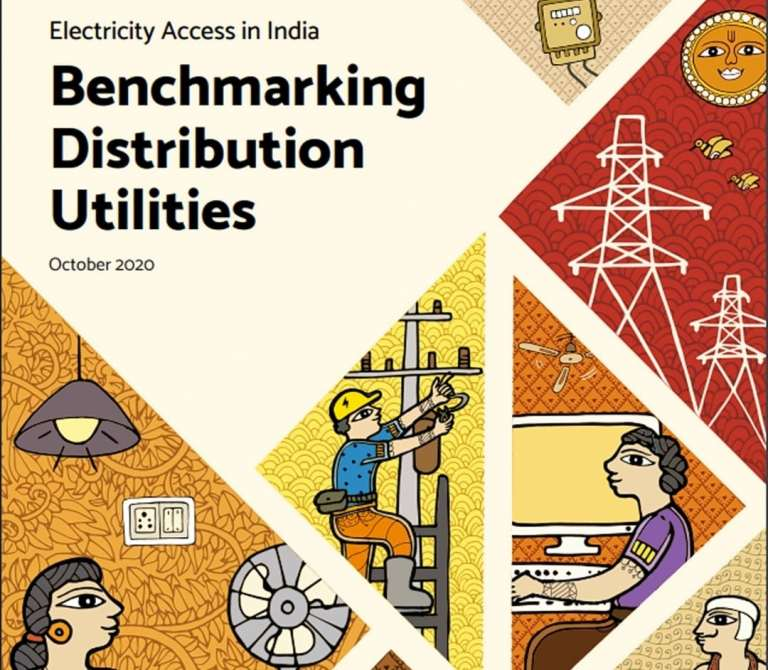 'Electricity Access in India and Benchmarking Distribution Utilities' report launched
