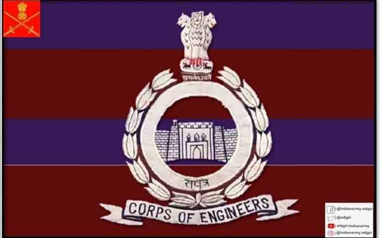 Indian Army Corps of Engineers Day is celebrated on 18th November