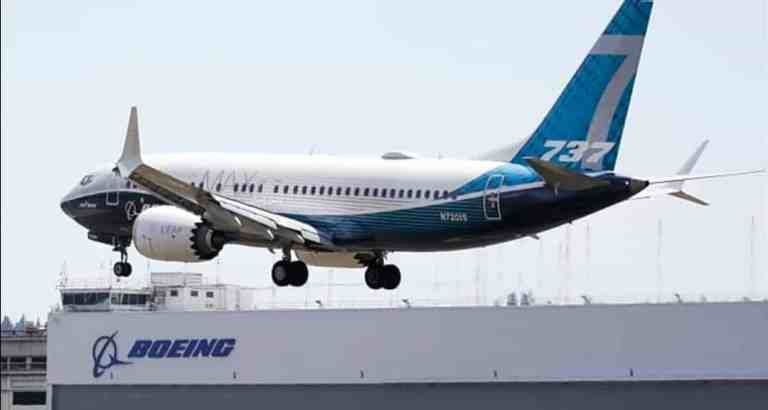 US Federal Aviation Administration allowed Boeing's 737 Max for flights