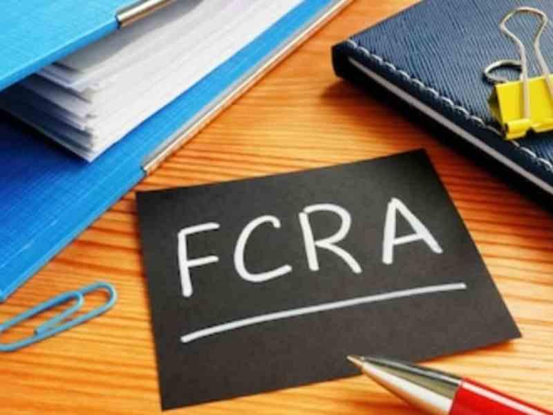 FC-4 FCRA ANNUAL RETURN LAST DATE