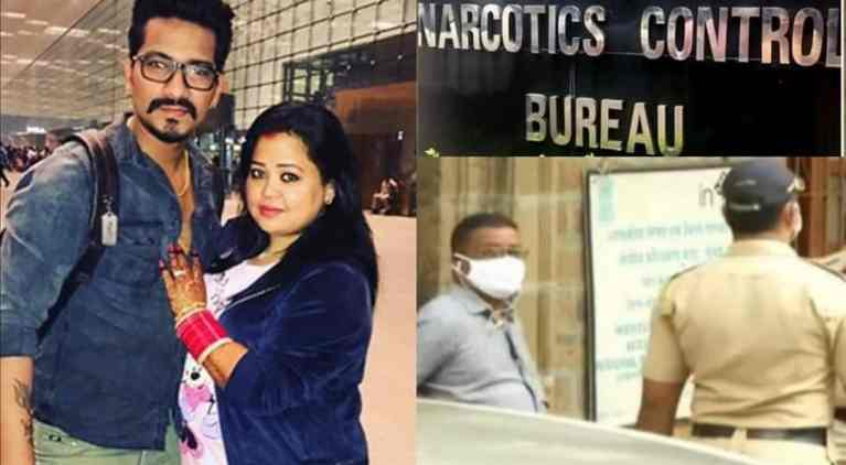 NCB suspends two investigating officers in Comedian Bharti Singh drug case