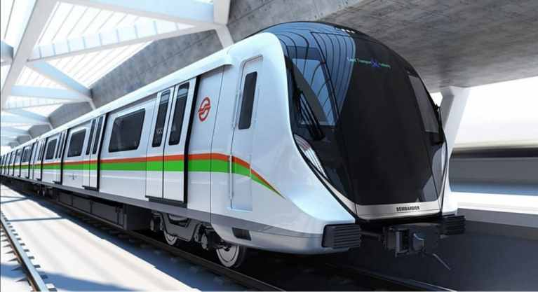 Prime Minister launches construction work of Agra Metro project