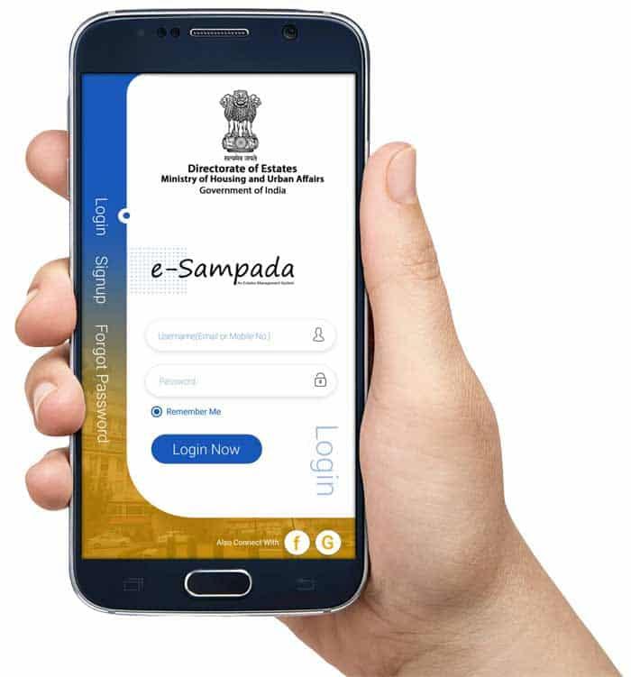Union Minister Hardeep Singh Puri launches E-Sampada web portal and mobile application