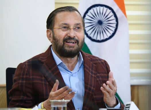 Environment Minister Prakash Javadekar launched the Indo-French year of Environment