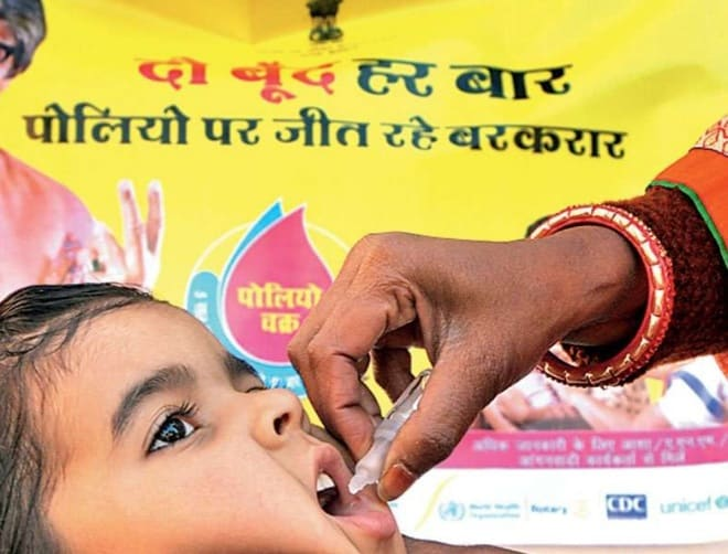 Pulse Polio Programme 2021 begins across the country