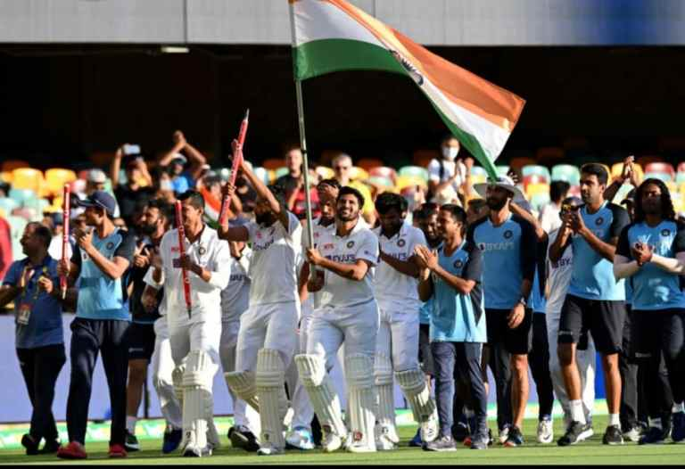 India registers historic win over Australia in Brisbane test and retains Border-Gavaskar Trophy