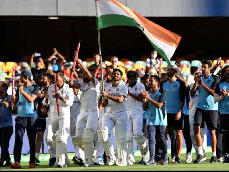 India registers historic win over Australia