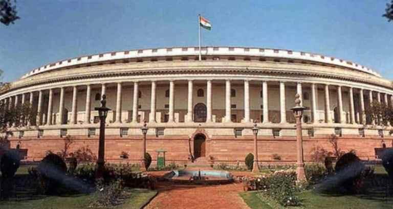 Jammu & Kashmir Reorganisation Amendment Bill introduced in Rajya Sabha