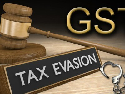 GST Officials Arrested One for Causing Loss to Revenue