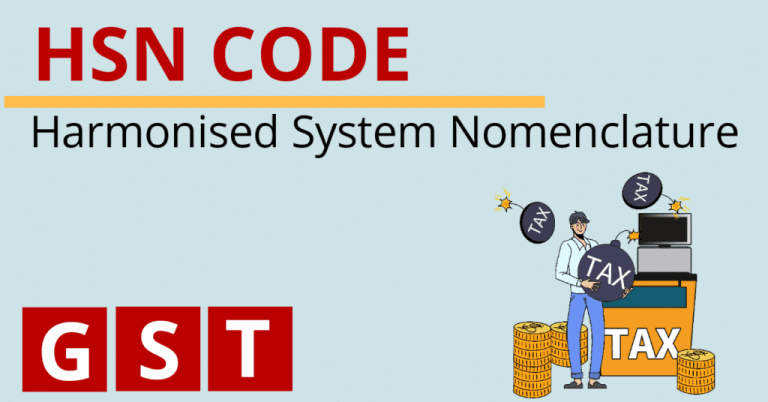 HSN Codes with GST Rates
