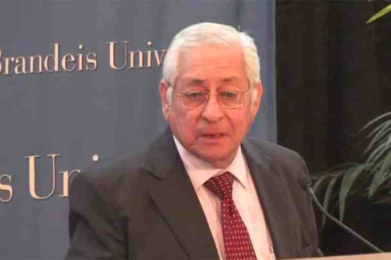 Former Attorney General Soli J Sorabjee passes away