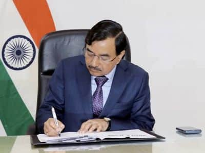 Sushil Chandra appointed as Chief Election Commissioner of India