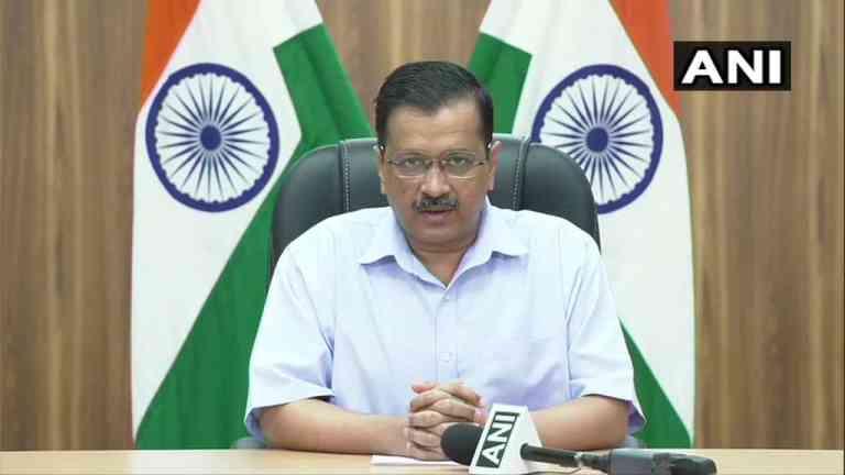 Lockdown extended for Monday till May 3 in Delhi: Arvind Kejriwal