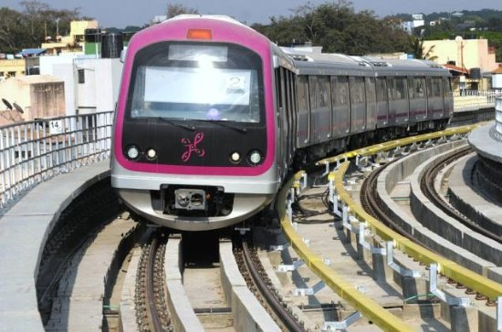 Bangalore Metro Rail Project Phase 2A and Phase 2B approved by Union Cabinet