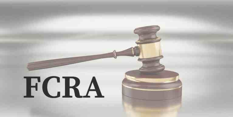 Extension of Validity of Registration Certificates issued under The Foreign Contribution (Regulation) Act, (FCRA) 2010