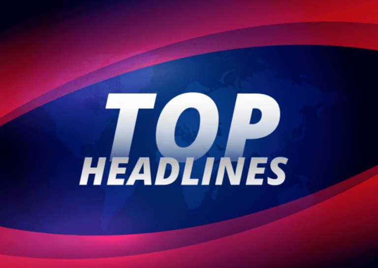 Top COVID and World News Headlines of 24 May 2021