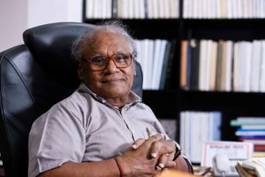 Bharat Ratna Professor Rao receives the International Eni Award 2020 for Research in Energy Frontiers