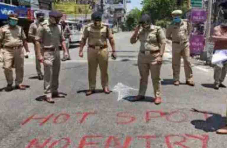 Complete lockdown in West Bengal, private vehicles, taxis, metro also closed from 16 to 30 May