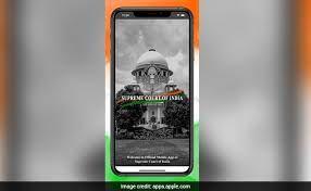 "Supreme Court's E-Committee releases ""e-Courts Services Mobile app"""