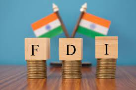 According to UN Report India was fifth largest recipient of FDI in 2020
