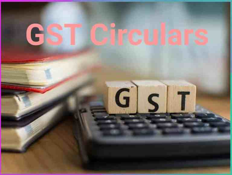 Total 7 clarifications issued in GST: Dated the 17th June, 2021
