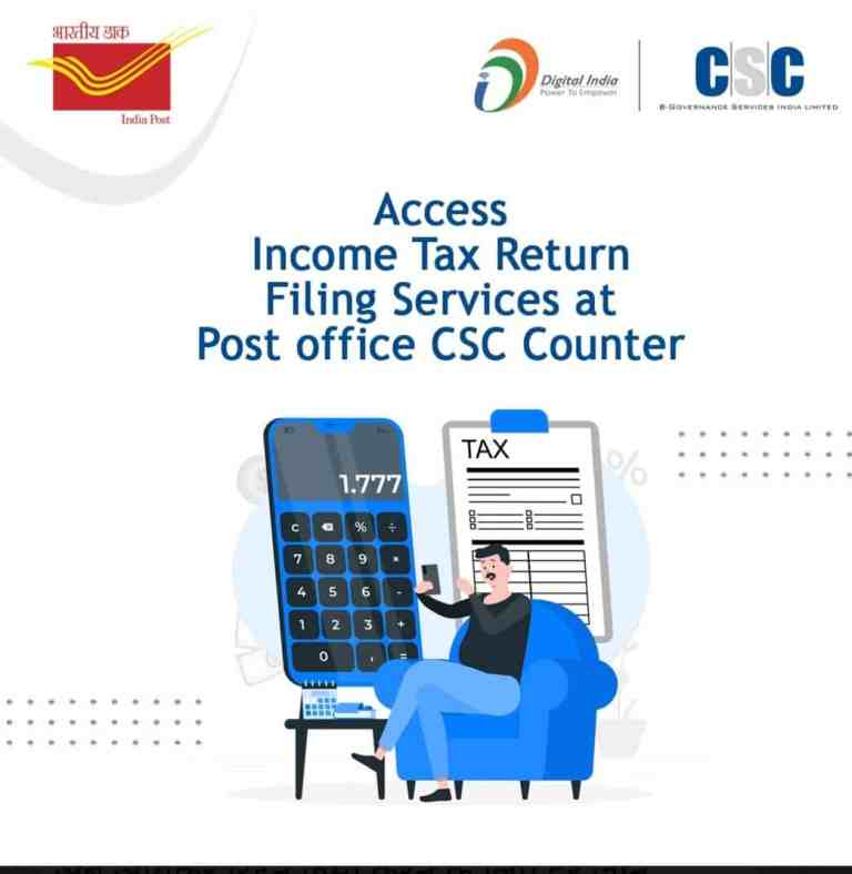 INCOME TAX RETURN: Now you will also be able to do ITR file in your nearest Post Office, know how?