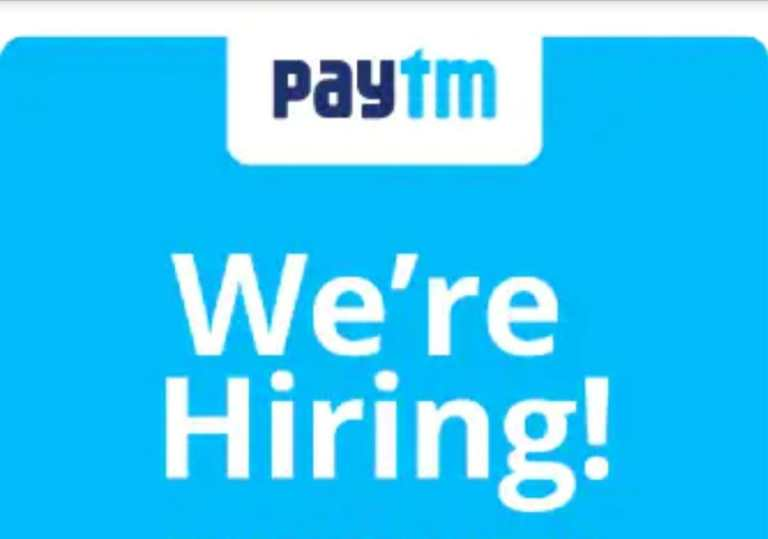 Paytm has launched its Field FSE Program to provide employment opportunities to undergraduates, with a monthly salary of ₹ 35,000 plus, Know how to apply